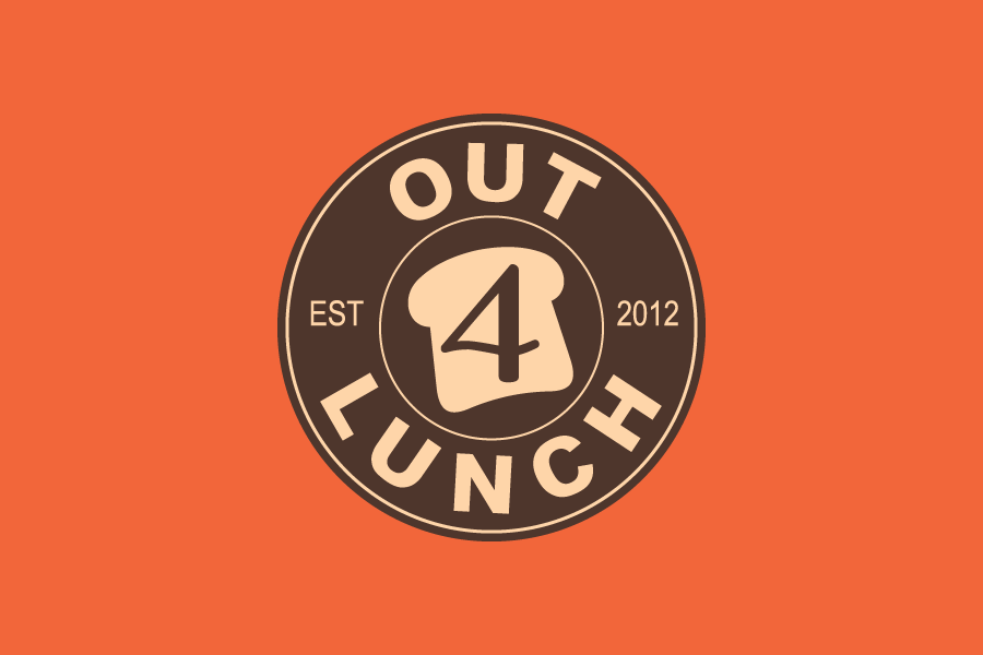 Out 4 Lunch New Logo – Kcreate